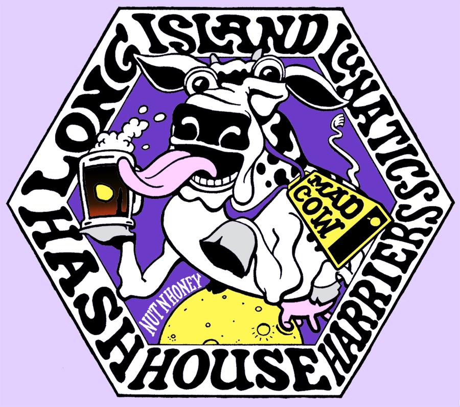 Long Island Lunatics H3 Logo by Nut N Honey