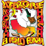 California North/South Intercourse Hash (2001) Long-Sleeve Tee Back by Nut N Honey