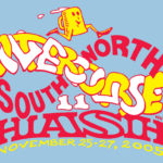 California North/South Intercourse Hash (2005) Long-Sleeve Tee Front by Nut N Honey