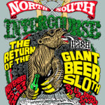 California North/South Intercourse Hash (2011) Long-Sleeve Tee Back by Nut N Honey