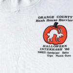OCHHH Halloween Interhash (1986) Tee Front