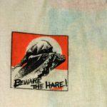 OCHHH Halloween Beware the Hare Hash (1988) Tee Front