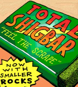 Hash Boy #40 Shig Bar - Total ShigBar product
