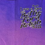 OCHHH Betty Ford Rehab Hash XIII Hare Tank Front (1999) Humphrey Bogart