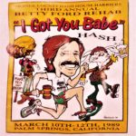 "OCHHH Betty Ford Rehab Hash III ""I Got You Babe"" Tee Back by Squealer (1989) Sonny and Cher"