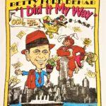 OCHHH Betty Ford Rehab Hash V Tee Back by Squealer (1991) Frank Sinatra