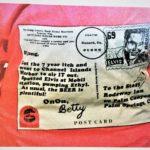 OCHHH Betty Ford Rehab Hash VII Jacket (1993) Elvis