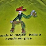 OCHHH Cinco De Mayo Hash (2005) Tee Back