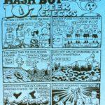 Hash Boy 107 Beer Checks (2007) Tee Back by Nut N Honey
