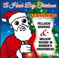 Hash Boy 58 Sings Christmas