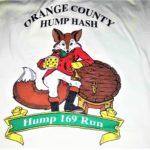 OC Hump Hash 169 Run (2001) Tee Back