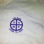 OC Hump Hash 169 Run (2001) Tee Front