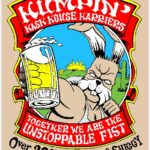 Humpin' Hash House Harriers Unstoppable Fist by Nut N Honey
