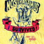 Long Beach LBH3 Nostradamus Hash (1988) Tank Back
