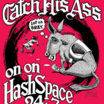 HashJesus (2008) Tee Back