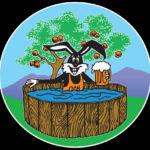 OCHHH Happi Coat Hot Tub Hare by Nut N Honey