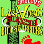 Las Vegas Hash House Harriers (2005) Tee Front by Nut N Honey