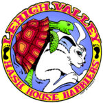 Lehigh Valley Hash House Harriers Tee Back by Nut N Honey