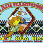 No Goa Hash Maui H3 (2002) Tee Back by Nut N Honey