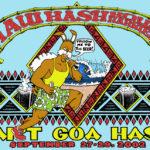 No Goa Hash Maui H3 (2002) Tee Back by Nut N Honey