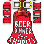 DC Red Dress Run Charity Dinner Logo (2011) by Nut N Honey