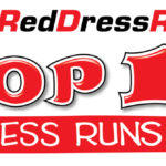 Red Dress Runs Top 10 Logo (2014) by Nut N Honey