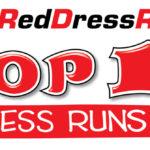 Red Dress Runs Top 10 Logo (2014) by Nut N Honey