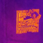 California North/South Intercourse V Hash (1993) Short-Sleeve Tee Front by Cowlick