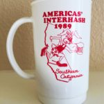 America's Interhash Southern California (1989) Mug
