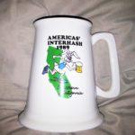 America's Interhash Southern California (1989) Mug by Manhandler