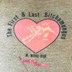 LAH3 369 Bitchamungus M. Word Run (1988)