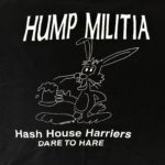 OC Hump Hash Volkslauf (1997) Tee Back by Sandpiper
