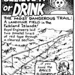 Hash Boy's Believe It or Drink - Dangerous Trail (2002)