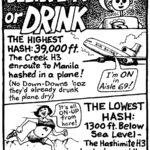 Hash Boy's Believe It or Drink - Highest / Lowest (2002)