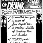 Hash Boy's Believe It or Drink - Manila List (2002)