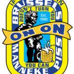 Brussels Manneke Piss Nash Hash (2018) Beer Label Logo by Nut N Honey