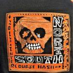 California North/South Intercourse Hash SLO (2013) Jacket Back