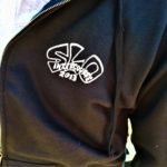 California North/South Intercourse Hash SLO (2013) Jacket Front