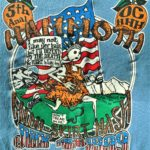 Hash Boy OCHHH Mammoth Hash Boy of Liberty (1999) Tee Back