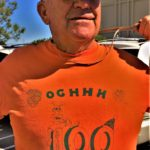 OCHHH 100th (1986) Tee Front by Runoirski
