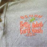 OCHHH Betty Ford Rehab Hash XIV Henley Shirt Front (2000) Dean Martin