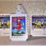Hash Boy Brussels Beer Odyssey 2014 GoNAD H3 Open Beer University Coasters