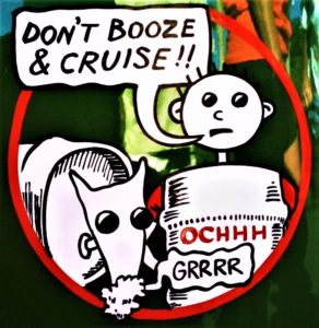 Hash Boy Says Don't Booze and Cruise