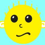 HBmoji™ Sunny Hash Boy