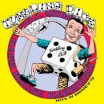 Tumbling Dice Full Moon H3 Patch (2008) by Nut N Honey