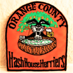 OCHHH Hottub Hare Hash Patch