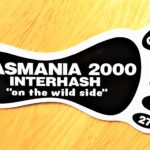 Tasmania 2000 Interhash sticker