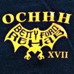OCHHH Betty Ford Rehab Hash XVII Tee Shirt Front (2003) Ozzy
