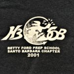 H3SOB Betty Ford Prep School BFR XV (Class of 2001) Marilyn Monroe Front