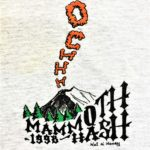 Hash Boy OCHHH Mammoth Hash Proud (1998) Tee Front by Nut N Honey